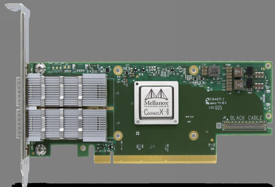 Сетевой адаптер Mellanox ConnectX-6