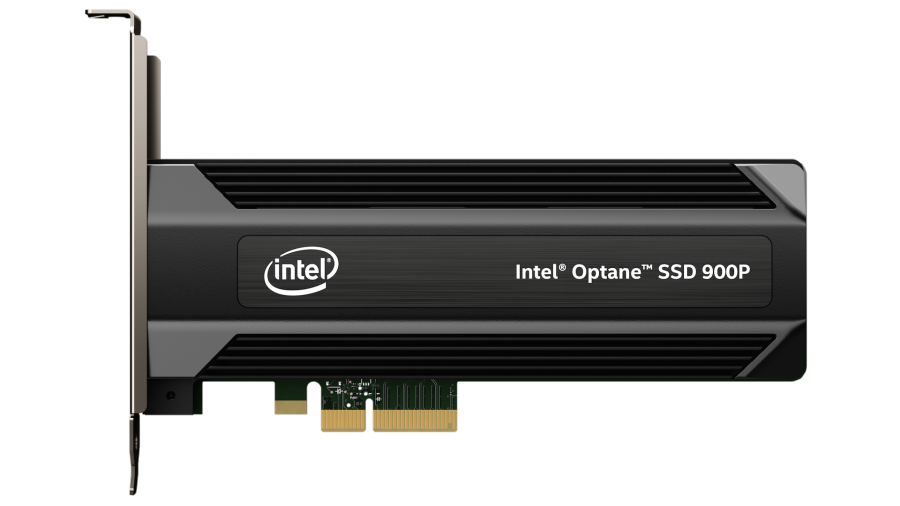 Накопитель Intel Optane SSD в форм-факторе Add-In-Card HHHL