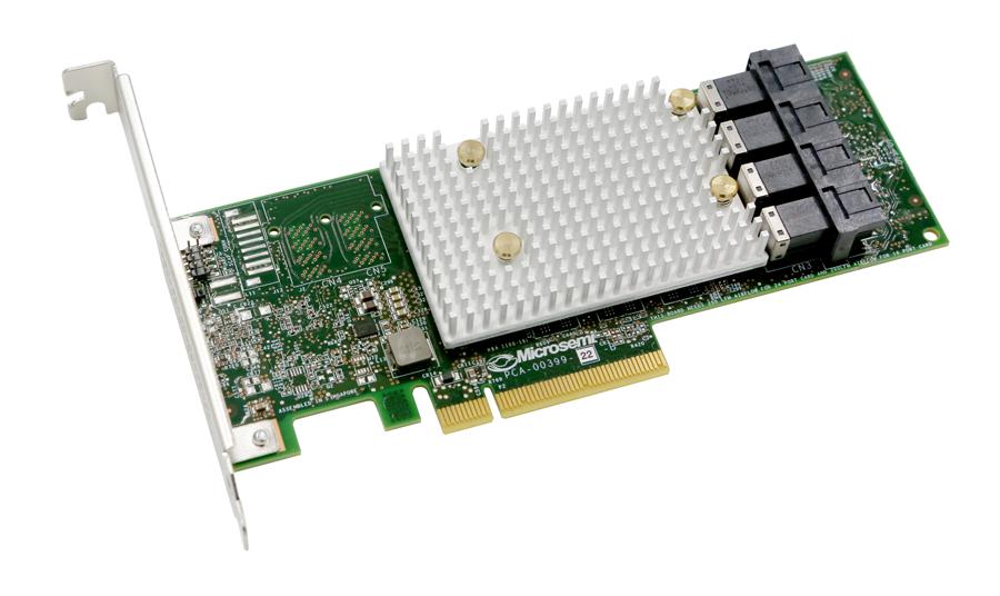 RAID-контроллер от Microchip